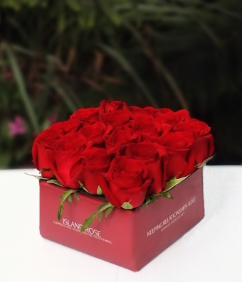 Box of Red Roses & Rose Gift Box: Buy Roses Aboutintivar.Com