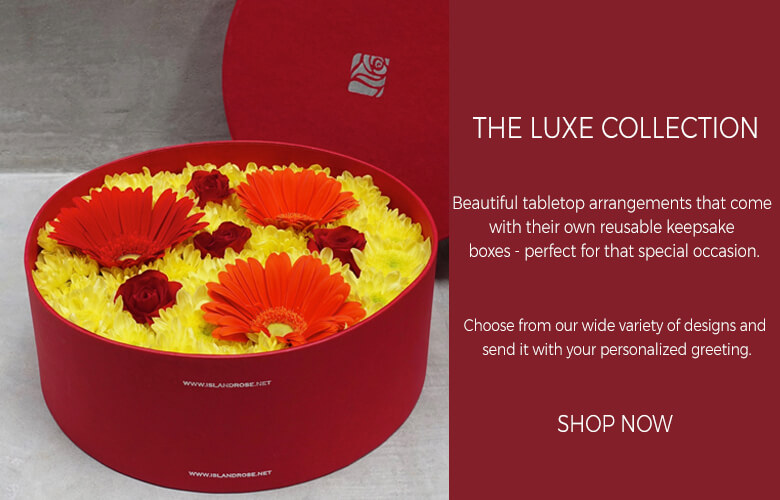 Luxe Collection billboard