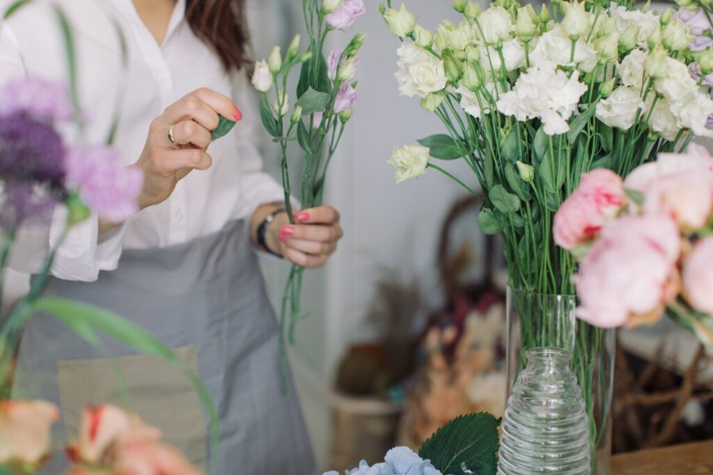 Get Advice From The Florist