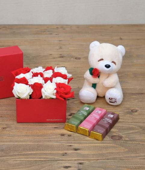 Flower Boxes, Chocolates, And Other Gifts